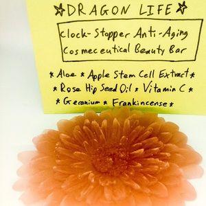 Dragon Life Makeup - Clock-Stopper Anti-Aging Cosmeceutical Beauty Bar